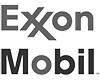Exxon Mobile logo image